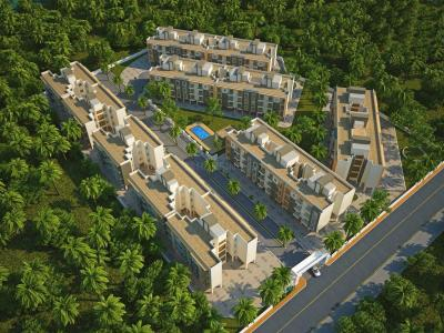 Gallery Cover Image of 550 Sq.ft 1 BHK Apartment for buy in Kotak Golden Eye Phase III, Satpati for 2310000