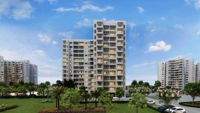 Gallery Cover Image of 1550 Sq.ft 3 BHK Apartment for buy in Godrej Carmel, Chandkheda for 6000000