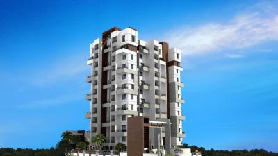 Gallery Cover Image of 623 Sq.ft 1 BHK Apartment for rent in Bright El Castillo, Kesnand for 8500