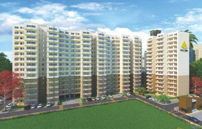 Gallery Cover Image of 650 Sq.ft 2 BHK Apartment for rent in Pyramid Fusion Homes, Sector 70A for 10000