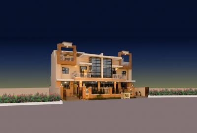 Gallery Cover Image of 2400 Sq.ft 3 BHK Villa for buy in Ansal Florence Villa, Sector 57 for 21000000