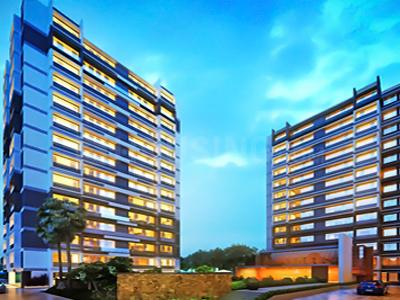 Gallery Cover Image of 1215 Sq.ft 1 BHK Apartment for buy in Aaryan Gloria, Bopal for 5150000