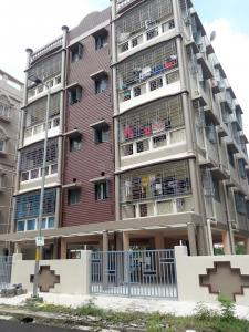 Gallery Cover Image of 550 Sq.ft 1 BHK Apartment for rent in New Town Society, New Town for 11000