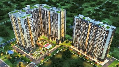 Gallery Cover Image of 1150 Sq.ft 2 BHK Apartment for buy in Angel Jupiter by Angel India, Vaibhav Khand for 4500000