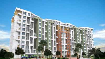 Gallery Cover Image of 1575 Sq.ft 3 BHK Apartment for rent in Nirman Landmark, Warje for 24000