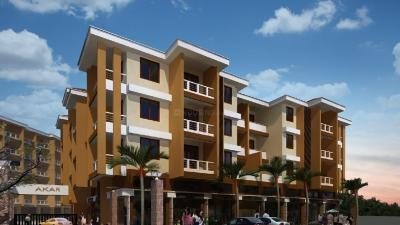 Gallery Cover Image of 1000 Sq.ft 2 BHK Apartment for buy in Akar Harmony, Salcete for 6200000