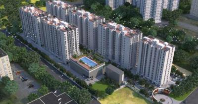 Gallery Cover Image of 588 Sq.ft 1 BHK Apartment for buy in Prestige Windsor Park, Vanagaram  for 3330000
