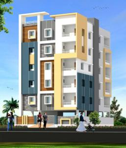 Gallery Cover Image of 800 Sq.ft 2 BHK Apartment for buy in Liyan Santi Nivas, Gobra for 3600000
