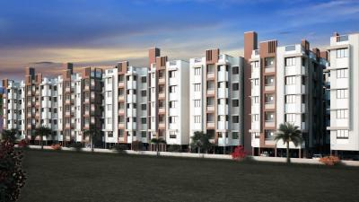 Gallery Cover Image of 720 Sq.ft 1 BHK Apartment for buy in Ozone Ozone Glitter, Noble Nagar Tenament for 1875000