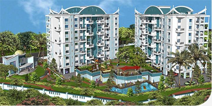 Gallery Cover Pic of Tejas Elysian Apartment