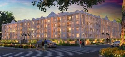 Gallery Cover Image of 679 Sq.ft 2 BHK Apartment for buy in Realtech Rajotto, Chinar Park for 2200000