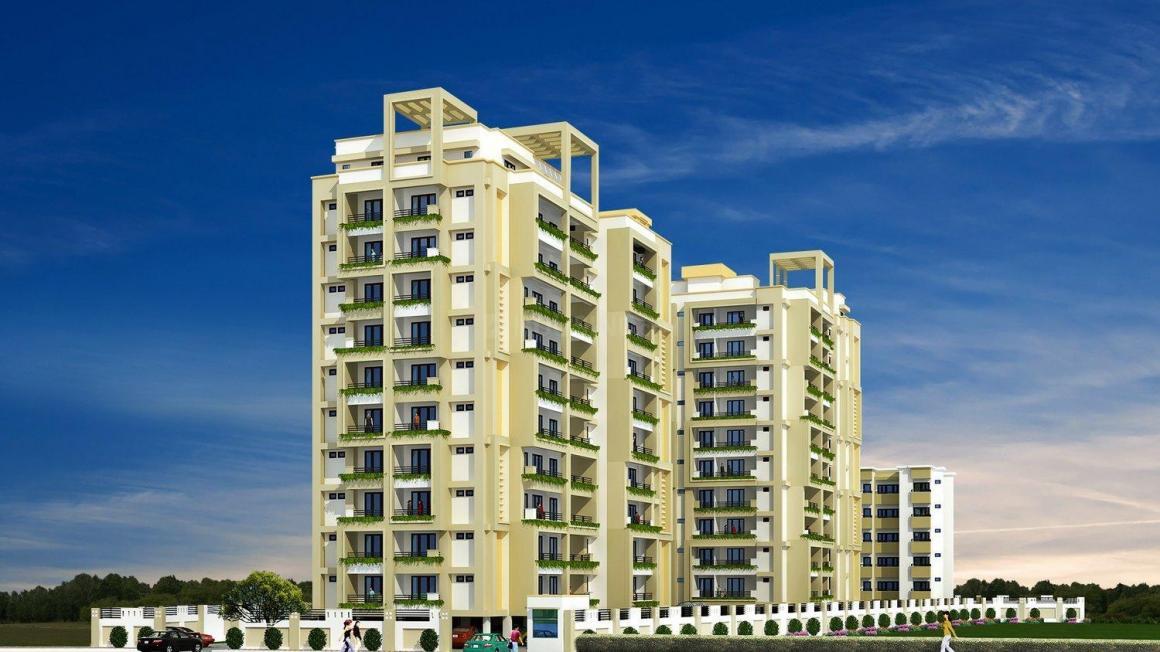 Gallery Cover Pic of Vinayak Sonal Grand Sonal Apartments
