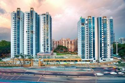 Gallery Cover Image of 3740 Sq.ft 4 BHK Apartment for buy in Salarpuria Sattva Luxuria, Malleswaram for 48000000