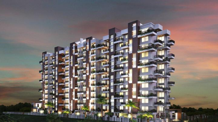 Project Images Image of Global Stays in Kharadi