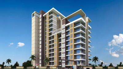 Gallery Cover Image of 700 Sq.ft 1 BHK Apartment for buy in Madhu Platina, Mira Road East for 7200000
