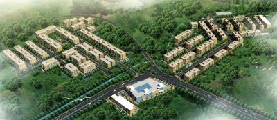 Gallery Cover Image of 431 Sq.ft 1 BHK Apartment for rent in Garden Rose, Taloja for 2500