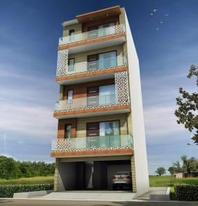 Gallery Cover Image of 800 Sq.ft 2 BHK Independent Floor for rent in Gulati Associates Project In Sector 22 Rohini, Sector 22 Rohini for 14000