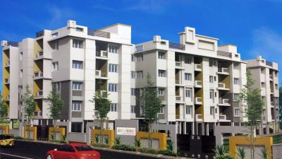 Gallery Cover Image of 614 Sq.ft 1 BHK Apartment for buy in Happy Windows, Kattupakkam for 3662510