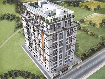 Gallery Cover Pic of Balaji Luv Kush Apartment