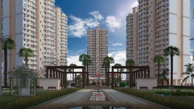 Gallery Cover Image of 1806 Sq.ft 3 BHK Apartment for rent in DLF New Town Heights, New Town for 24000