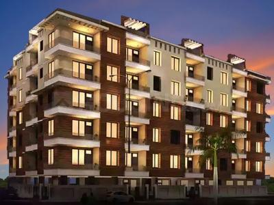 Gallery Cover Image of 550 Sq.ft 1 BHK Apartment for rent in Buildcon Sangam Enclave - 1, Sector 70 for 12000