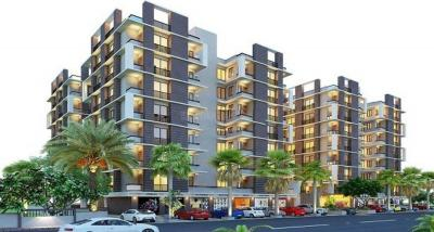 Gallery Cover Image of 1125 Sq.ft 2 BHK Apartment for buy in Nishant Madhuram Flora 2, Chandkheda for 4500000