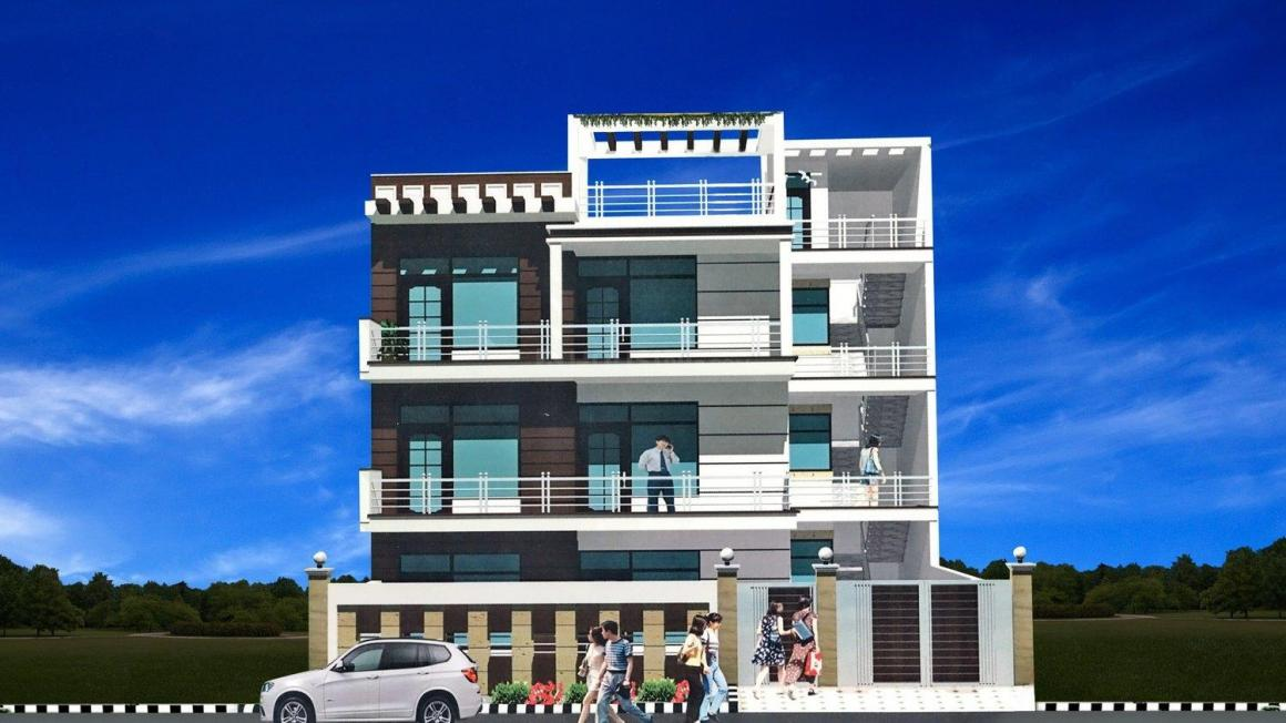 Gallery Cover Pic of Savlani Homes -1, Block S