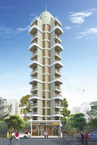 Gallery Cover Image of 665 Sq.ft 1 BHK Apartment for rent in Dream Onyx, Ulwe for 7000