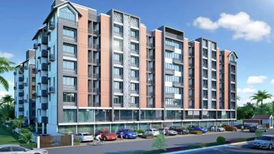 Gallery Cover Image of 650 Sq.ft 1 BHK Apartment for rent in Dharmadev Swaminarayan Park 4, Vishala for 9500