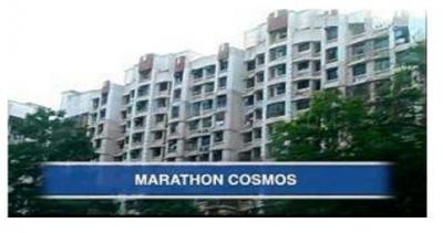Gallery Cover Image of 800 Sq.ft 2 BHK Apartment for rent in Marathon Cosmos, Bhayandar West for 36500