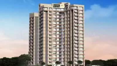 Gallery Cover Image of 1377 Sq.ft 3 BHK Apartment for buy in SFS Center Cove, Kaloor for 13200000
