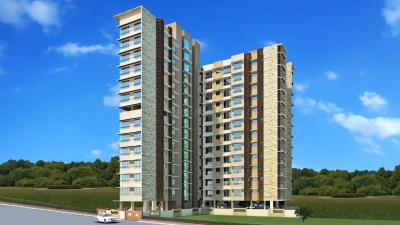 Gallery Cover Image of 650 Sq.ft 1 BHK Apartment for rent in DGS Sheetal Airwing, Santacruz East for 35000