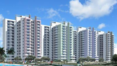 Gallery Cover Image of 550 Sq.ft 1 BHK Apartment for rent in Aditya Celebrity Homes, Sector 76 for 12000