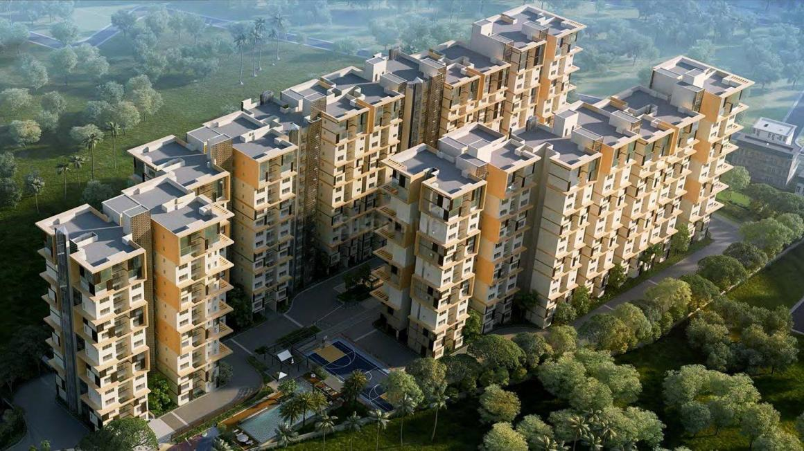 Project Image of 1590 Sq.ft 3 BHK Apartment for buyin Hunasamaranahalli for 7955000