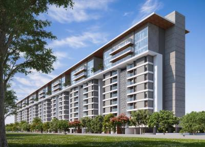 Gallery Cover Image of 1256 Sq.ft 3 BHK Apartment for buy in Majestique Ephelia Phase 1, Kondhwa for 8900000