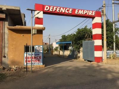 Gallery Cover Image of 900 Sq.ft 2 BHK Independent House for rent in Blueplanet Defence Empire, Tilpata Karanwas for 7000