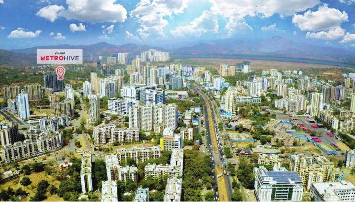 Gallery Cover Pic of Vihang Metro Hive D 1
