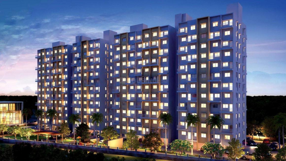 Gallery Cover Pic of Sarthak Optima Heights B Building