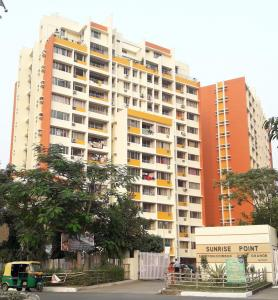 Gallery Cover Image of 785 Sq.ft 2 BHK Apartment for rent in Sureka Sunrise Point, New Town for 20000
