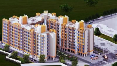 Gallery Cover Image of 550 Sq.ft 1 BHK Apartment for buy in Galaxy Apartment, Vasai East for 3200000