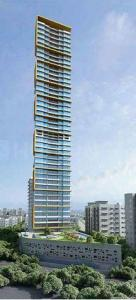 Gallery Cover Image of 750 Sq.ft 2 BHK Apartment for buy in Chandak Affinity Heights, Lower Parel for 27000000