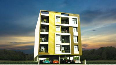 Gallery Cover Pic of Yash Apartment - CD - 56 DN