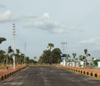 Residential Lands for Sale in Sathguru Jackpot