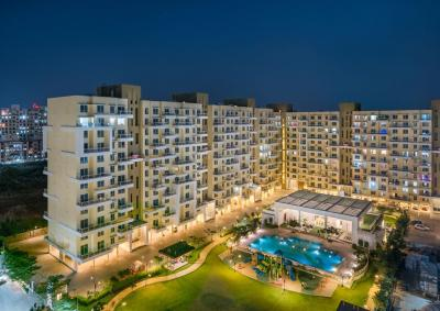 Gallery Cover Image of 1600 Sq.ft 3 BHK Apartment for buy in Karia Konark Orchid, Wagholi for 8200000