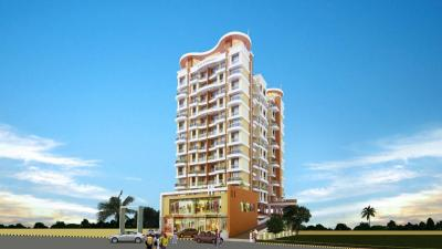 Gallery Cover Image of 1100 Sq.ft 2 BHK Apartment for rent in Tejas Symphony, Ulwe for 11000