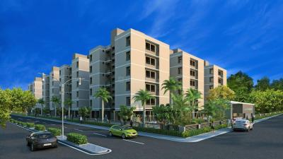 Gallery Cover Image of 400 Sq.ft 1 RK Apartment for buy in Aagam 99 Residency, Shilaj for 1000000
