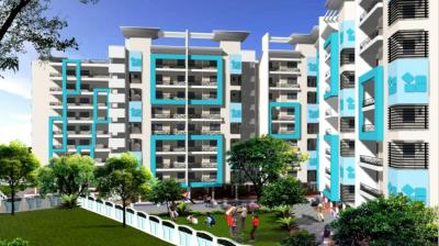 Gallery Cover Image of 1071 Sq.ft 3 BHK Apartment for buy in Sterling Globe Grand, Misrod for 3500000