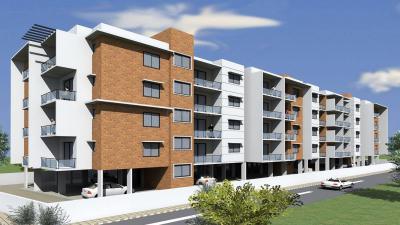 Gallery Cover Image of 1250 Sq.ft 3 BHK Apartment for rent in DNA Iris, Whitefield for 32000
