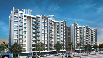 Gallery Cover Image of 1350 Sq.ft 2 BHK Apartment for buy in Ozone Aangan, Nava Vadaj for 6500000