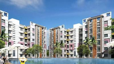 Gallery Cover Image of 861 Sq.ft 2 BHK Apartment for rent in Aqua View, Madhyamgram for 13000